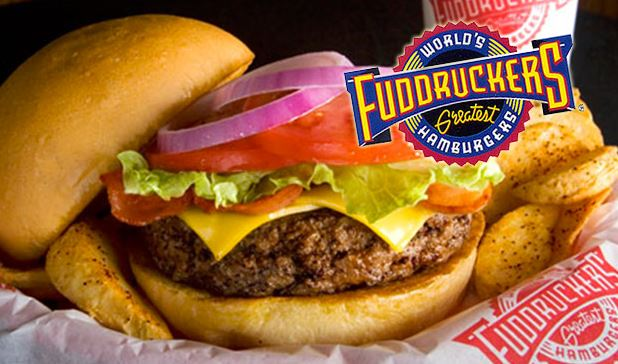 Fuddruckers Buger - Not whole30 approved but so yummy!